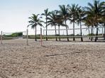 Lummus Park Beach Volly