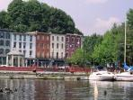 View of the Kingston waterfront, 2 blocks from the Inn
