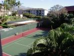 Tennis courts (6 in complex)