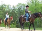 Horseback Riding Shenandoah Mountains, Luray, Va.JPG