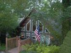 Close to waterfalls, 3BR/2 bath, ALL on one level
