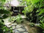 White Orchid Villa near the waterfall