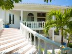 Entrance to Villa Oasis