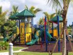Modern, Kid-Friendly Playground