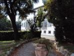 Villa Guinigi - beautiful gardens and walkways