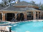 Club House with Pool and Hot Tub #1