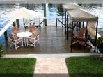 Enjoy the ambiance of waterfront living.
