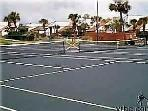 Two lighted tennis courts on-site