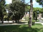 Park of Villa Scipioni