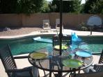 Sunny Arizona heated pool-spa - Peoria- Glendale
