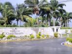Entrance to our Private Complex: Residencial Costa Bavaro