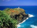 Kilauea Lighthouse on North Shore