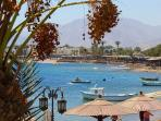 Boulevard of Dahab at 300 mtrs
