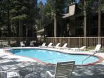 Swimming Pool at Sunshine Village