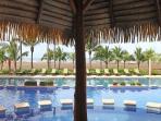 Pool at Bahia Encantada