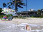 Beachfront Kailua Dream Home for 2 to 6 guest