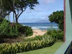 Another wonderful view from the lanai of Napili Bay Resort #111