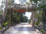 Maya cala Entrance