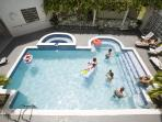 Your Pool party hosted by you!