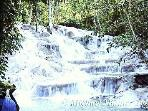 8- DUNN'S RIVER FALLS - CLIMB THE CASCADE- ENJOY THE NATURAL JACUZZIS (3HOURS FROM NEGRIL ONE WAY)