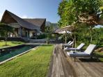 3 BR Villa (2) Pool and Terrace