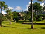 2 BR Villa Garden (4000 m2)