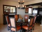 Dining Room with view of kitchen