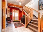 White Wolf Townhome Entry Breckenridge Luxury Lodging