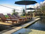 Pool Deck & Sun Loungers