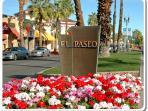 Walking Distance to El Paseo
