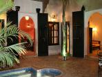 Atmospheric Riad Africa