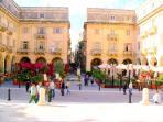Valletta - St.Johns Square