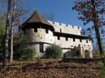 Castle McKenzie Vacation Rental in Murphy, NC