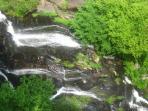 Beautiful walks reveal stunning waterfalls