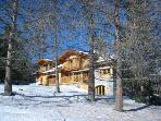 Chalet Soleil, Luxury 6 Bedroom Holiday Rental Serre-Chevalier, French Alps
