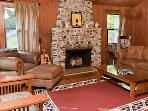 Glen Tara Spacious Country Living Room. Dog Friendy Home
