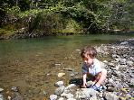 Glen Tara, Austin Creek is Awesome for kids!