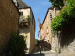 Meyrals village