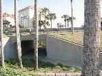 Tunnel Under Road to the beach pops up right at beach!