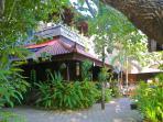 Entering Aahh Bali