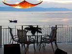 Front Balcony View of Ocean