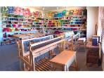In-House Weaving Studio - Use Optional