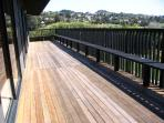 Deck with southern exposure