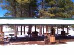 Picnic Area with BBQ Grills & Tables