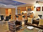 Modern comfortable clean spacious the perfect one bedroom condo