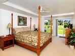 The Pineapple  Master Bedroom Suite