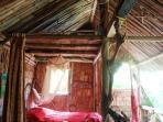 Indigo Tree cottage bedroom