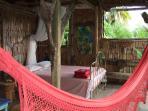 Indigo Tree cottage, the hammock