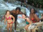 day out at the famous Dunns River Falls