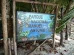 Manuel Antonio National Park is amazing and very close